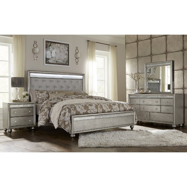 Standard Configurable Bedroom Set By Rosdorf Park by Rosdorf Park Sale