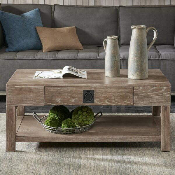 Madiun Coffee Table with Storage by Union Rustic