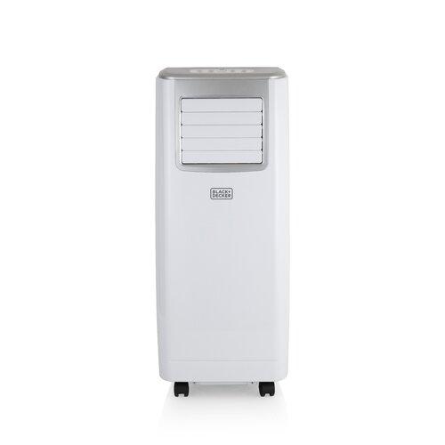 BLACK & DECKER BXAC40005GB Air Conditioner & Dehumidifier, Black