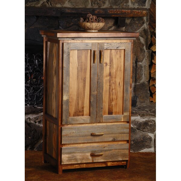Jaramillo™ Armoire by Loon Peak