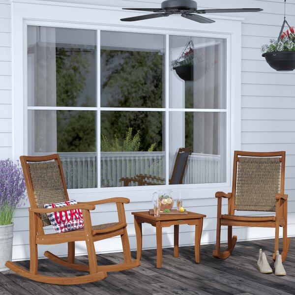 3 Piece Conversation Set by Birch Lane™