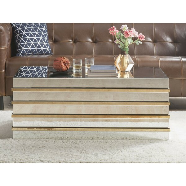 Bussiere Coffee Table by Everly Quinn Everly Quinn