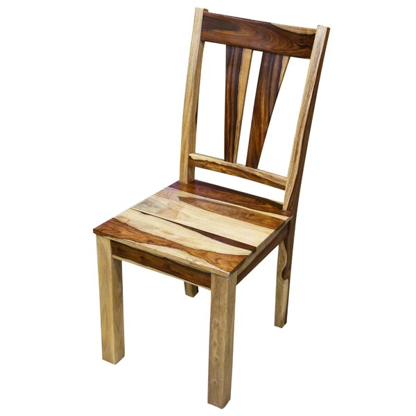 Cassidy Solid Wood Dining Chair By Loon Peak