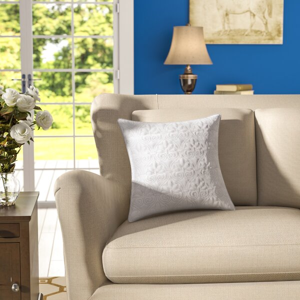 Epping Quilted Throw Pillow (Set of 2) by The Twillery Co.| @ $37.99