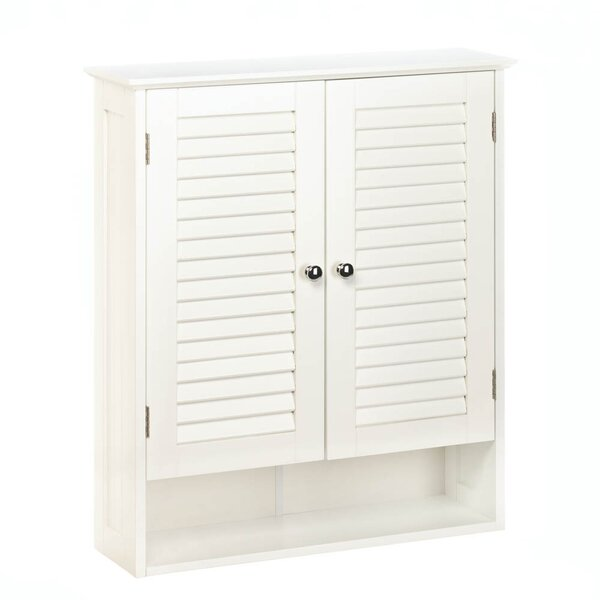 23 W x 27 H Wall Mounted Cabinet by Zingz & Thingz