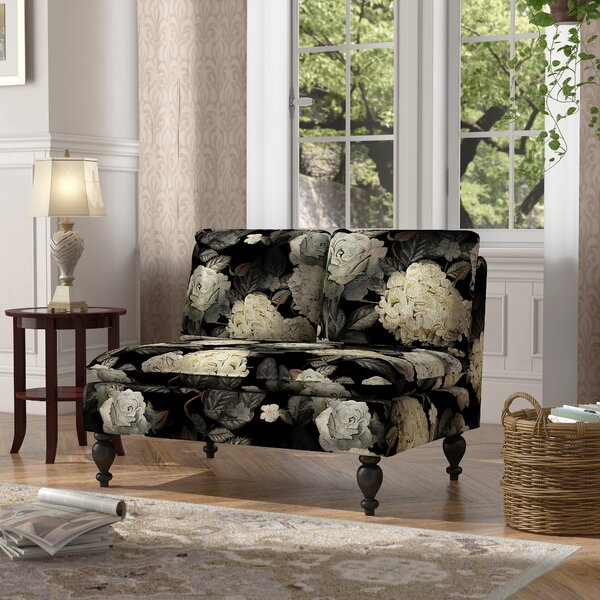 Jazmine Settee by Charlton Home