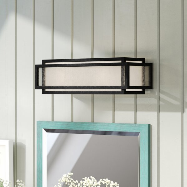 Sparks 2 Light Bath Bar [Laurel Foundry Modern Farmhouse]