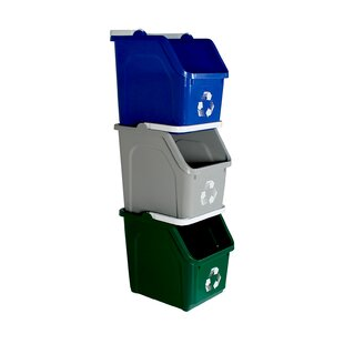 Commercial Trash Cans You\'ll Love   Wayfair