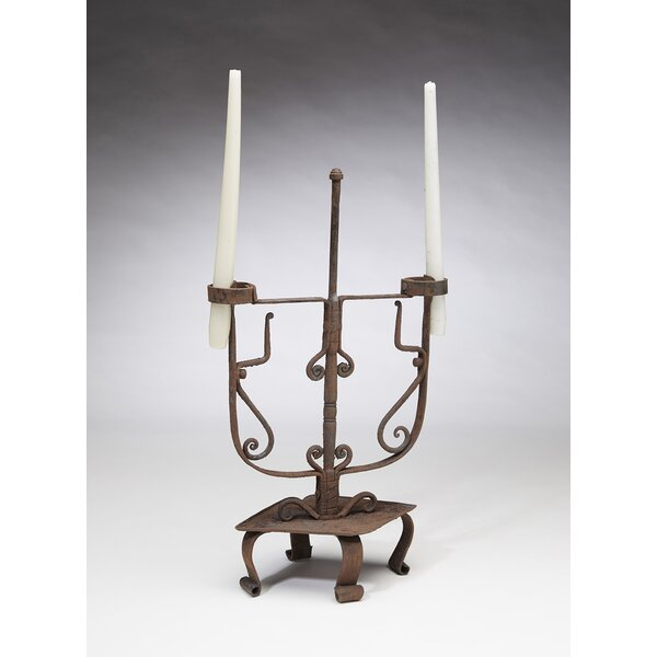 Metal Candelabra By AA Importing by AA Importing Bargain