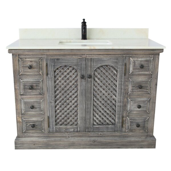 Coto 48 Single Bathroom Vanity Set by August Grove