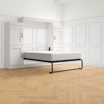 Latitude Run Marks Place Orage Murphy Bed Color Beds
