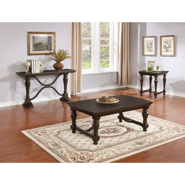 Konola 4 Piece Coffee Table Set by Darby Home Co