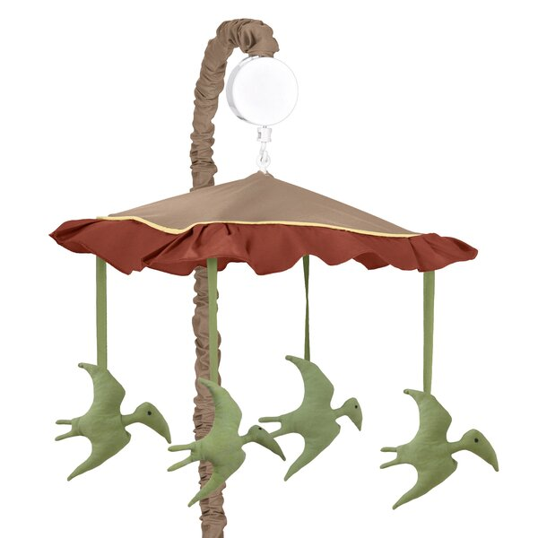 Dinosaur Land Musical Mobile by Sweet Jojo Designs