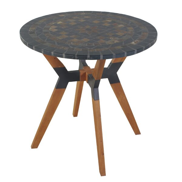 Roseland Traditional Bistro Table by Beachcrest Home