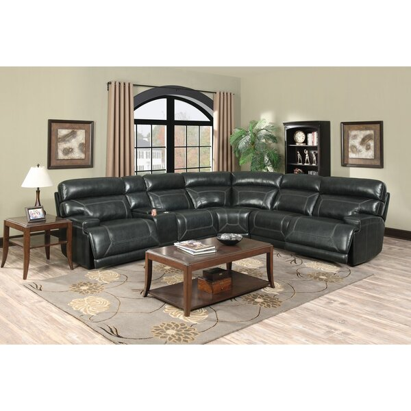 Jude Reclining Sectional by E-Motion Furniture
