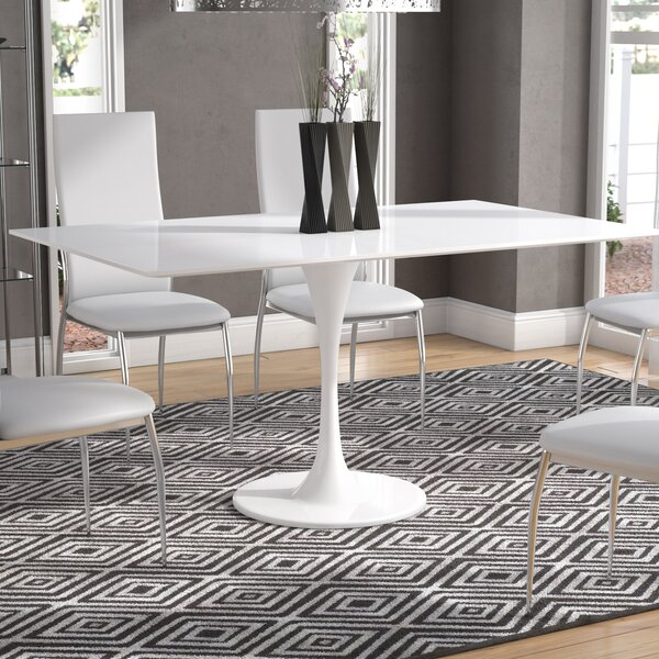 Julien Contemporary Rectangular Dining Table by Langley Street