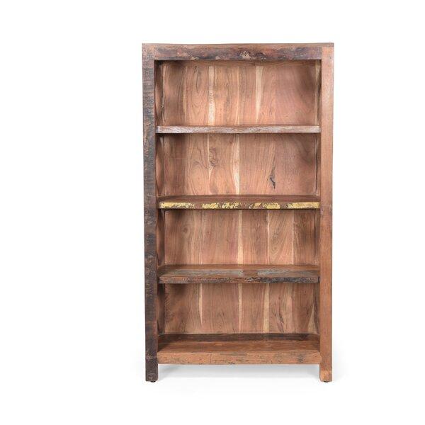 Starr Distressed Standard Bookcase by Breakwater Bay