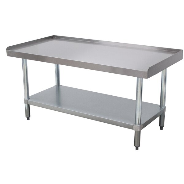 Economy Equipment Prep Table by Advance Tabco