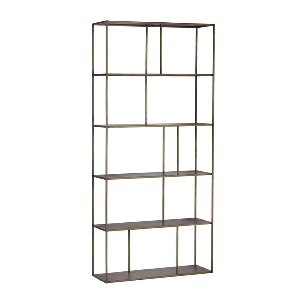 Belinda Etagere Bookcase by 17 Stories