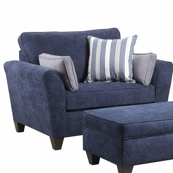 Eaker Armchair by Charlton Home Charlton Home