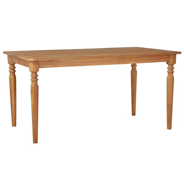 Kelliher Wooden Dining Table by August Grove