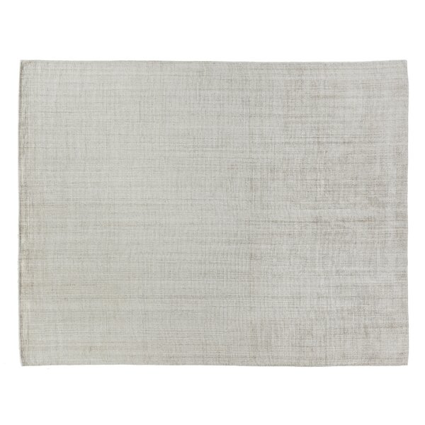 Robin Hand-Woven Light Beige Area Rug by Exquisite Rugs