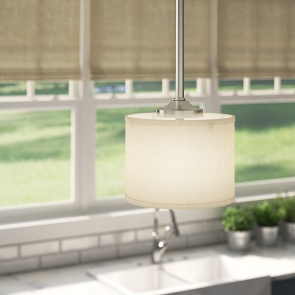 Greenwell 1-Light Pendant by Three Posts