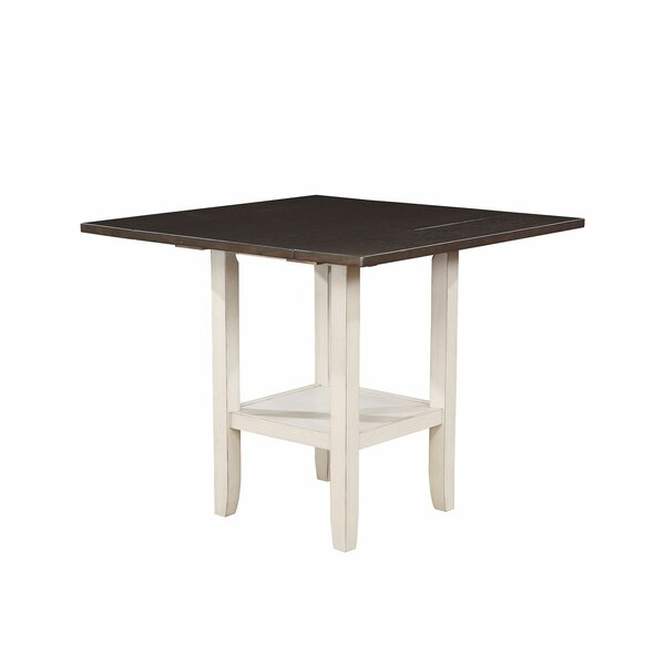 Hinkle Counter Pub Table by Breakwater Bay