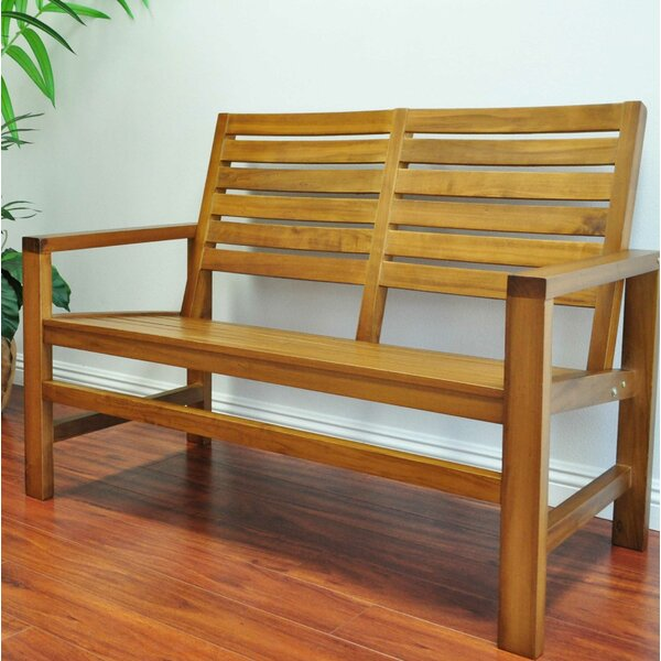 Country Garden Bench by Highland Dunes Highland Dunes