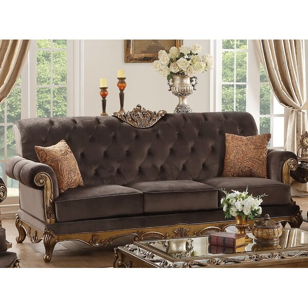 Valuable Quality Luca Sofa by Astoria Grand by Astoria Grand