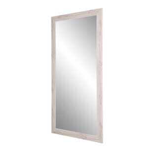 Three Posts Peloquin Oyster Grain Full Length Mirror