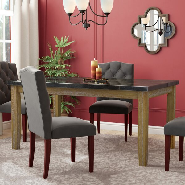 Emington Dining Table by Laurel Foundry Modern Farmhouse Laurel Foundry Modern Farmhouse