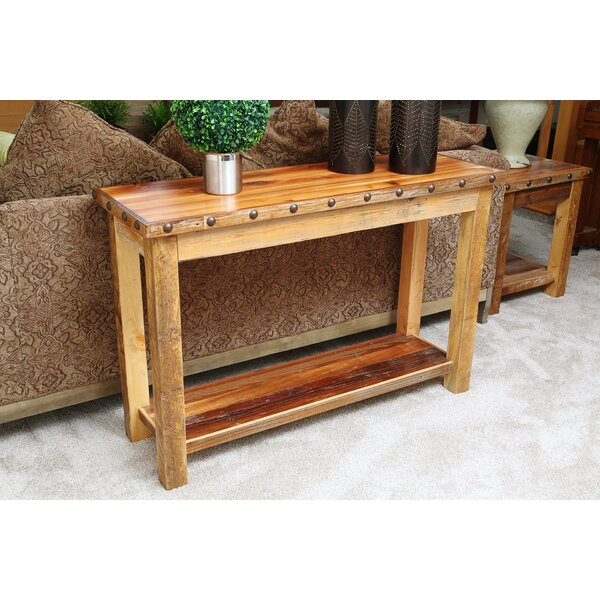 Loon Peak Console Tables With Storage