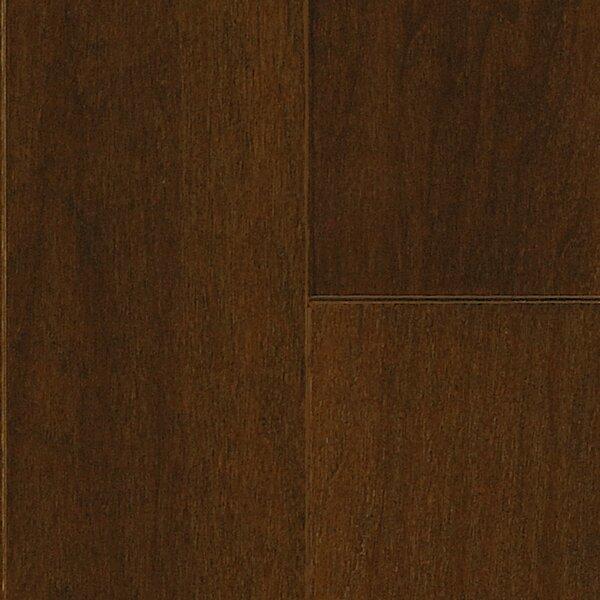 Americano 3 Engineered Hickory Hardwood Flooring in Sienna by Welles Hardwood