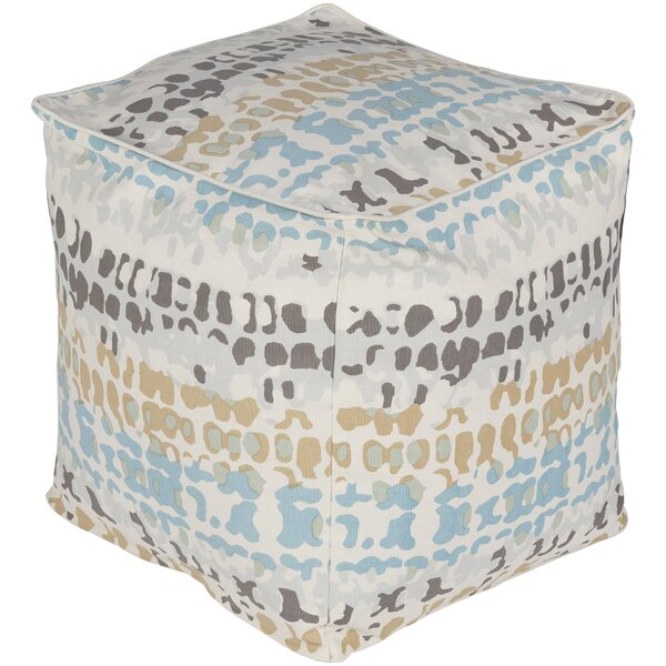 Bevins Pouf by Williston Forge