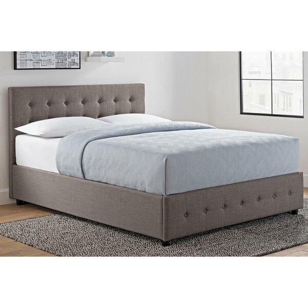 wholesale dealer 3d77d 3cd87 Morphis Upholstered Storage Platform Bed