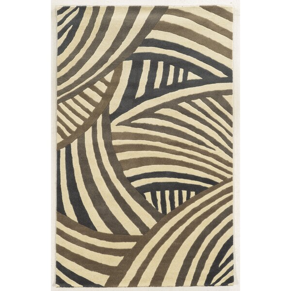 Misrata Hand-Tufted Area Rug by Meridian Rugmakers