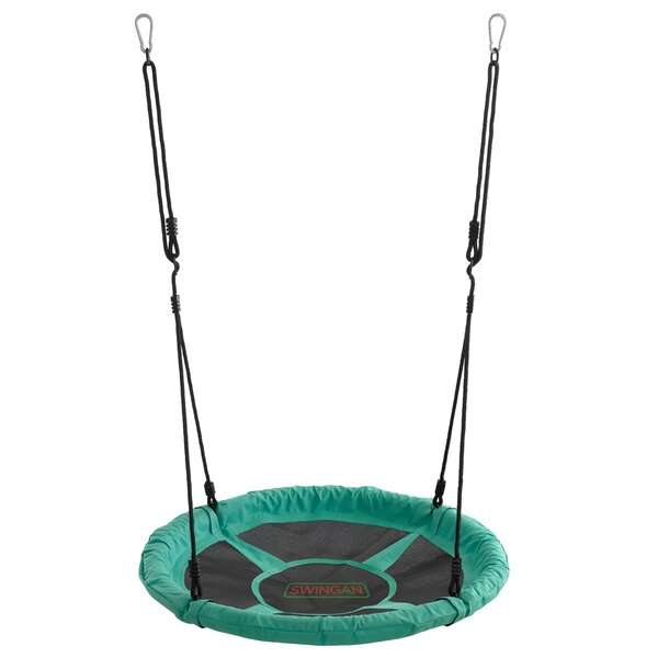 Super Fun Nest Swing With Adjustable Ropes by Swingan Swingan