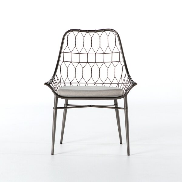 Wanaque Patio Dining Chair by Bungalow Rose