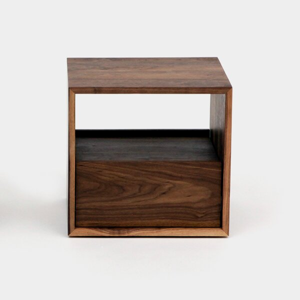 THN 1 Drawer Nightstand by ARTLESS