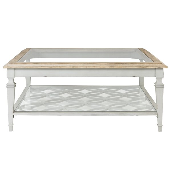 Troulloi Coffee Table With Storage By Astoria Grand