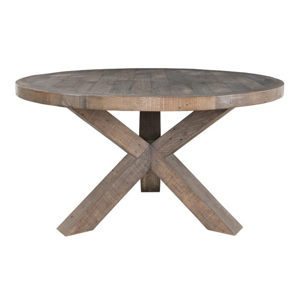 Weisor Solid Wood Dining Table by Kosas Home