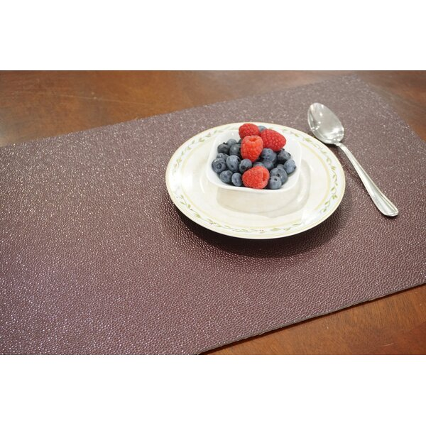 Sukhraj Pebble Placemat (Set of 4) by Loon Peak