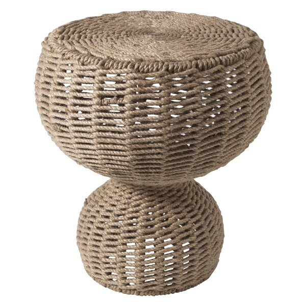 Rope End Table by Studio A Home