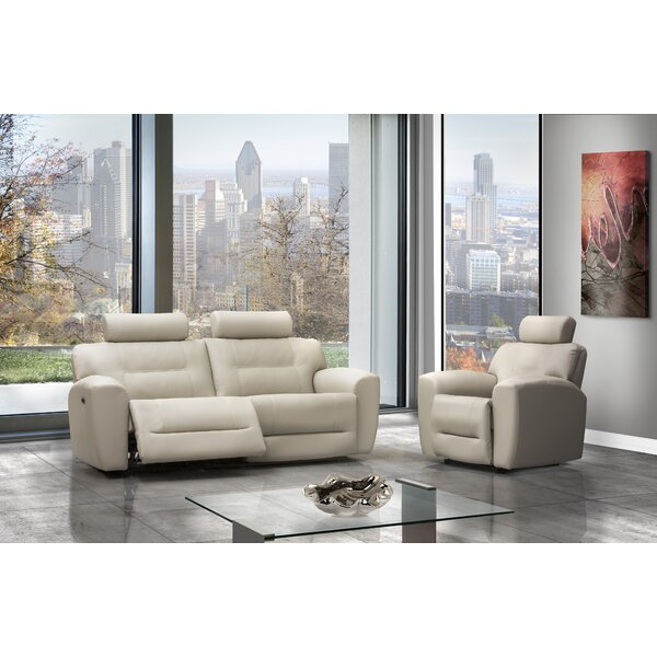 Devin Reclining Configurable Living Room Set by Relaxon