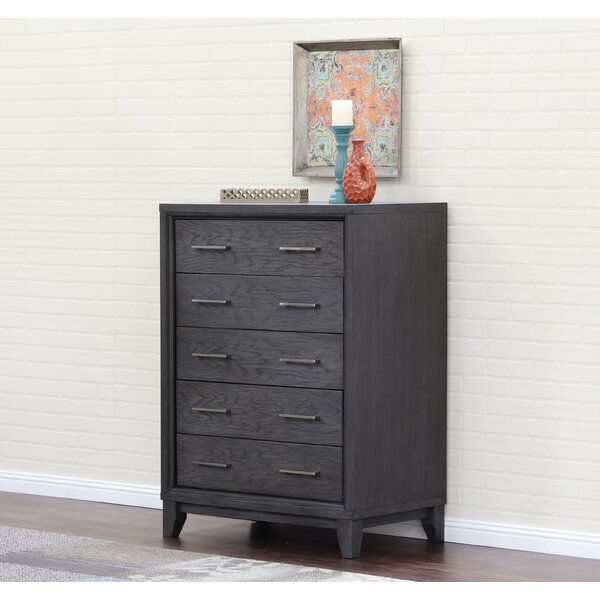 Chelsea 5 Drawer Chest by Home Image