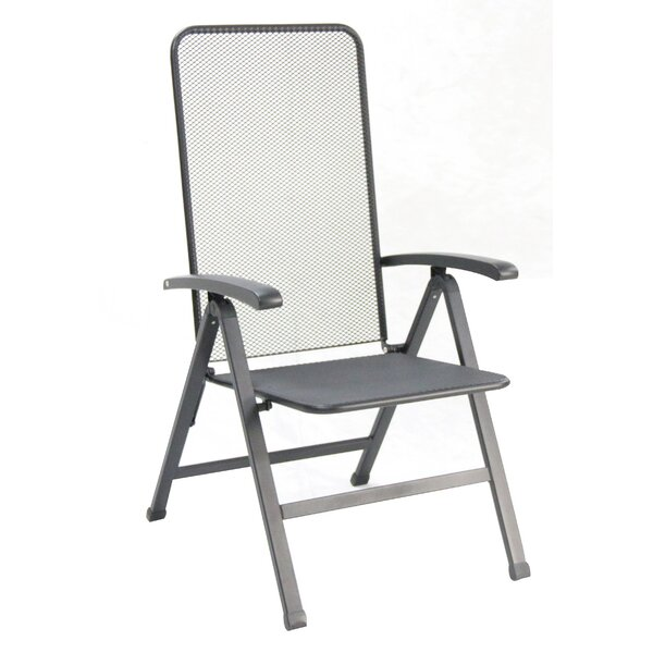 Intrans Folding Patio Dining Chair by Royal Garden