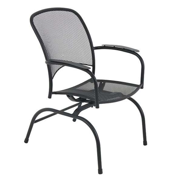 Capetown Patio Dining Chair (Set of 2) by Winston Porter