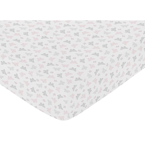 Alexa Fitted Crib Sheet by Sweet Jojo Designs