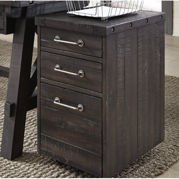 Langsa Wood 3-Drawer Vertical Filing Cabinet by Laurel Foundry Modern Farmhouse